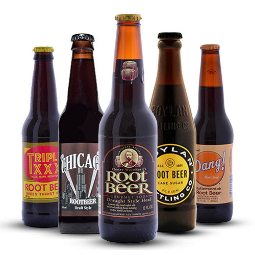 Ultimate ROOT BEER Sampler - 12 OZ