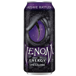 Venom Energy Mojave Rattler Low Carb - 16 oz (12 Cans)