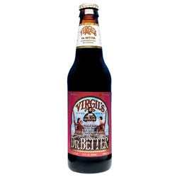 Virgil's Dr. BETTER by REED'S - 12 oz (12 Pack) - Beverages Direct