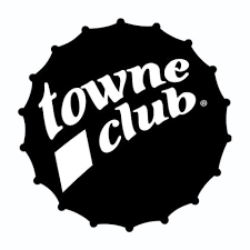 Towne Club Ginger Ale 16 oz (12 Glass Bottles)