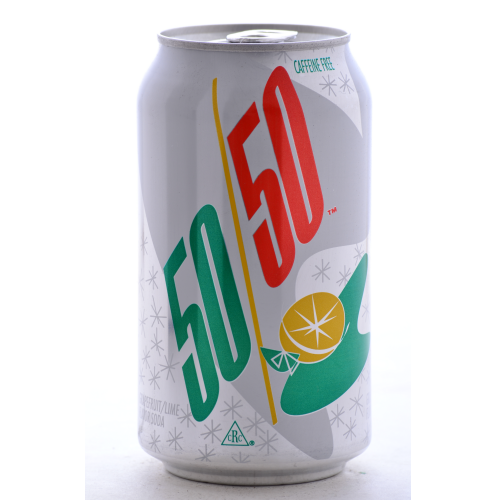 Canfield's 50/50 Soda - 12 oz (12 Pack) - Beverages Direct