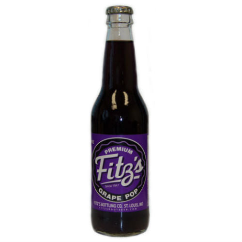 Fitz's Premium Grape Pop