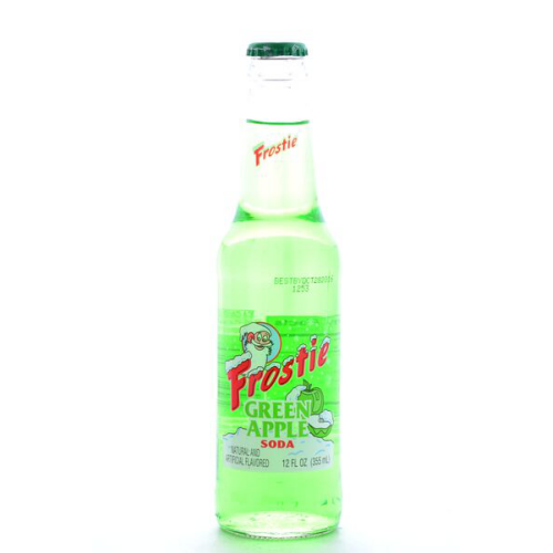 Frostie Green Apple - 12oz (12 Pack) - Beverages Direct