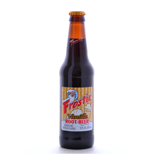 Frostie Vanilla Root Beer - 12 oz (12 Pack) - Beverages Direct