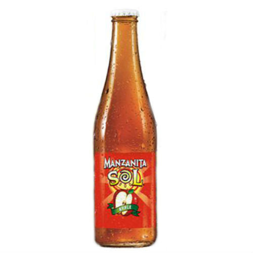 Manzanita Sol Apple Soda