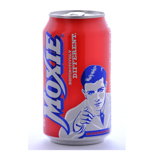 Moxie Original Elixir Soda Cans - 12 oz (12 Pack) - Beverages Direct