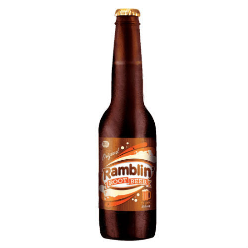 Ramblin Root Beer - 12 oz (12 Pack)