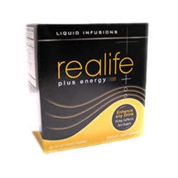 Realife plus Energy Liquid Infusions - Beverages Direct