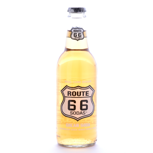 Route 66 Cream Soda - 12 oz (12 Pack) - Beverages Direct
