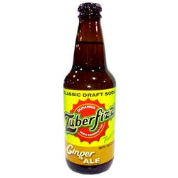 Zuberfizz Ginger Ale - 12 oz (12 Pack) - Beverages Direct