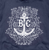 BC Girl toddler pullover hoody