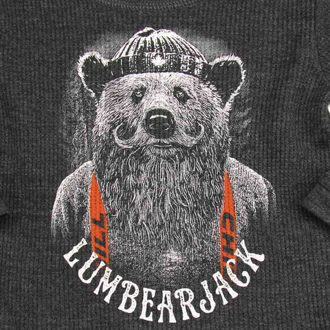 Lumbearjack Baby Long Sleeve Thermal