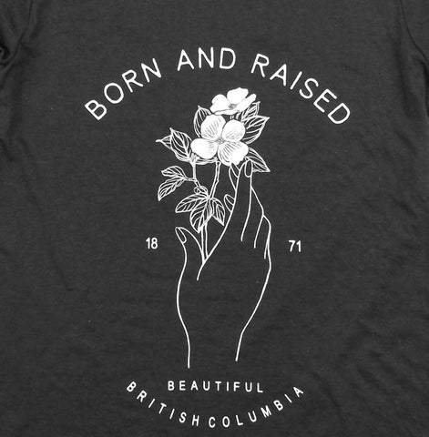 Women's Born & Raised Scoop-neck