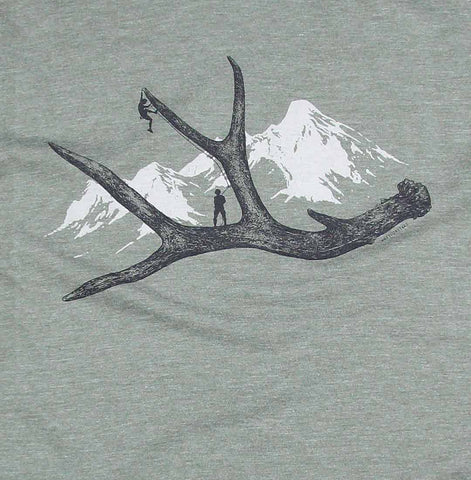 Adult Unisex Climbers T-shirt
