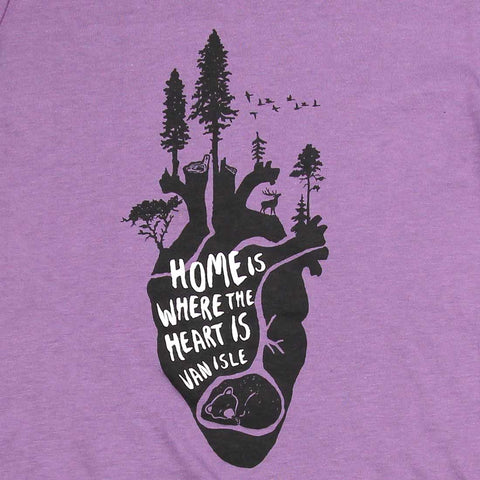 Kids Home is Where the Heart is T-shirt