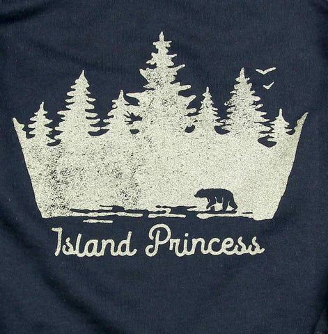 Island Princess Boat-neck Sweater