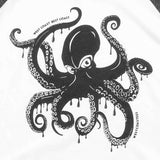 Giant Pacific Octopus Raglan