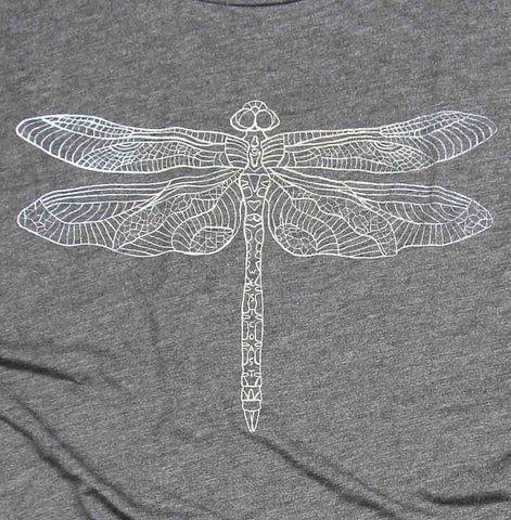 West Coast Dragonfly Ladies Muscle Tee