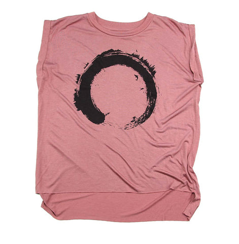 West Coast Zen Women's Muscle Tee