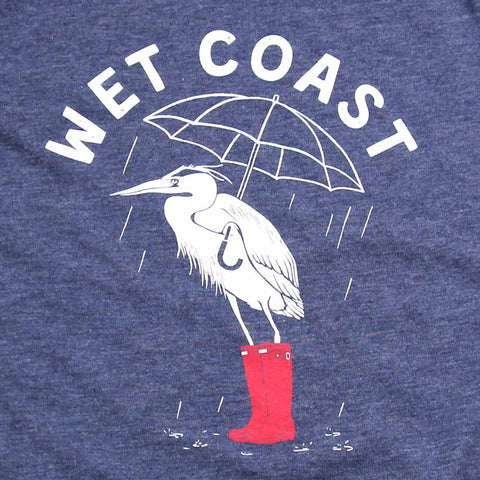 Kids Wet Coast T-shirt