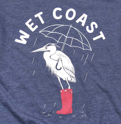 Women's Wet Coast Scoop-neck