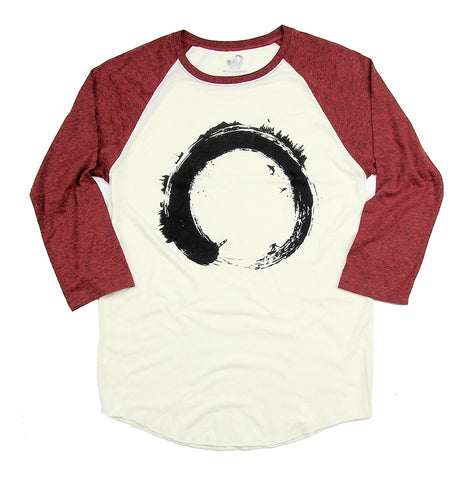 Women's Zen Circle Raglan