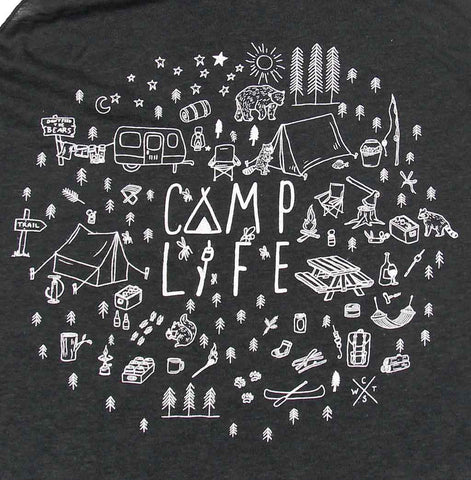 Women's Camp Life Tank Top