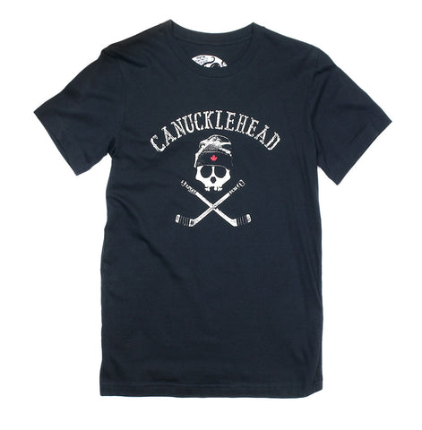 Adult Unisex Canuckle Head T-shirt