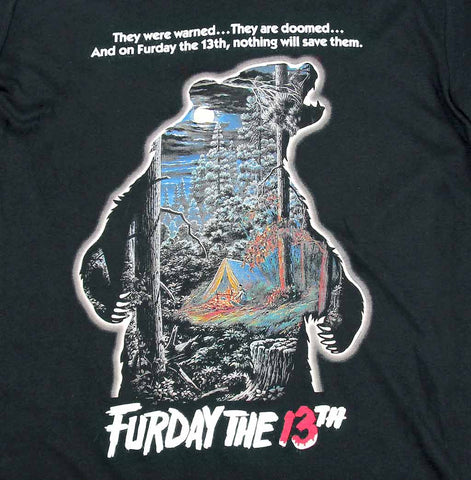 Adult Unisex Furday the 13th T-shirt