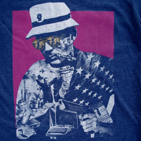 ADULT UNISEX Hunter S Thompson T-SHIRT