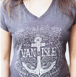 Women's Island Girl V-neck