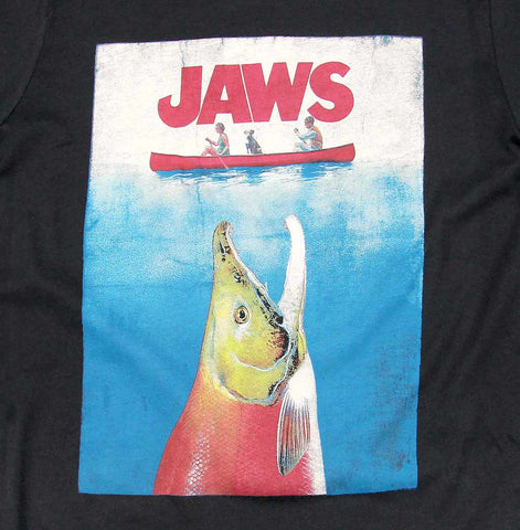 Adult Unisex Jaws T-shirt
