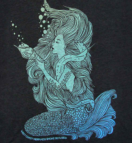 Women's West Coast Mermaid Dolman Tee