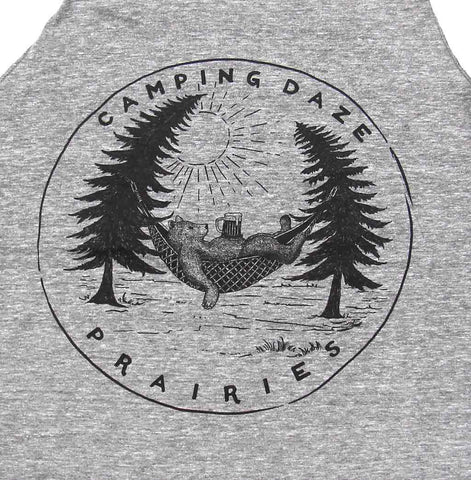 Women's Camping Daze Prairies Tank Top