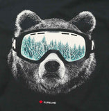 Kids Ski Bear T-shirt