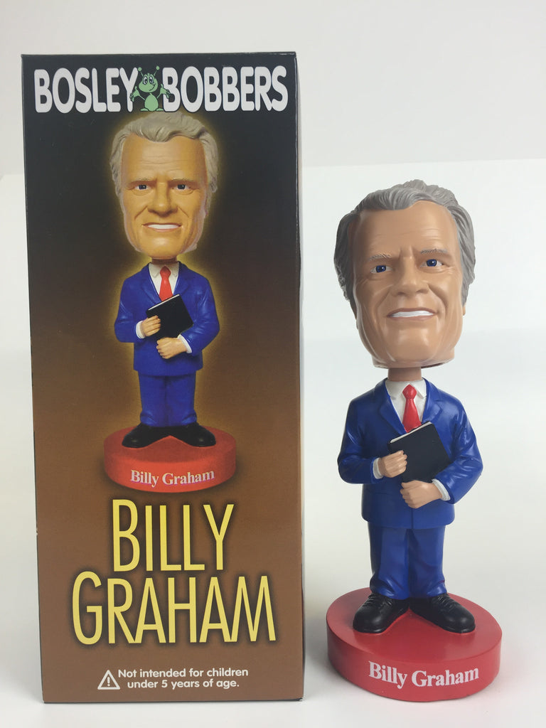 Billy Graham Bobblehead