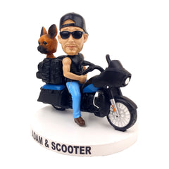 Adam and Scooter