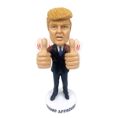 Trump Approved Bobblehead