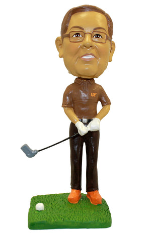 University of Tennessee Male Golfer 2