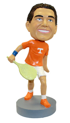 University of Tennessee Male Tennis Player