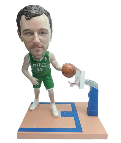 Boston Celtics Dribbling