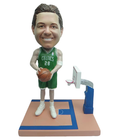 Boston Celtics Set Shot