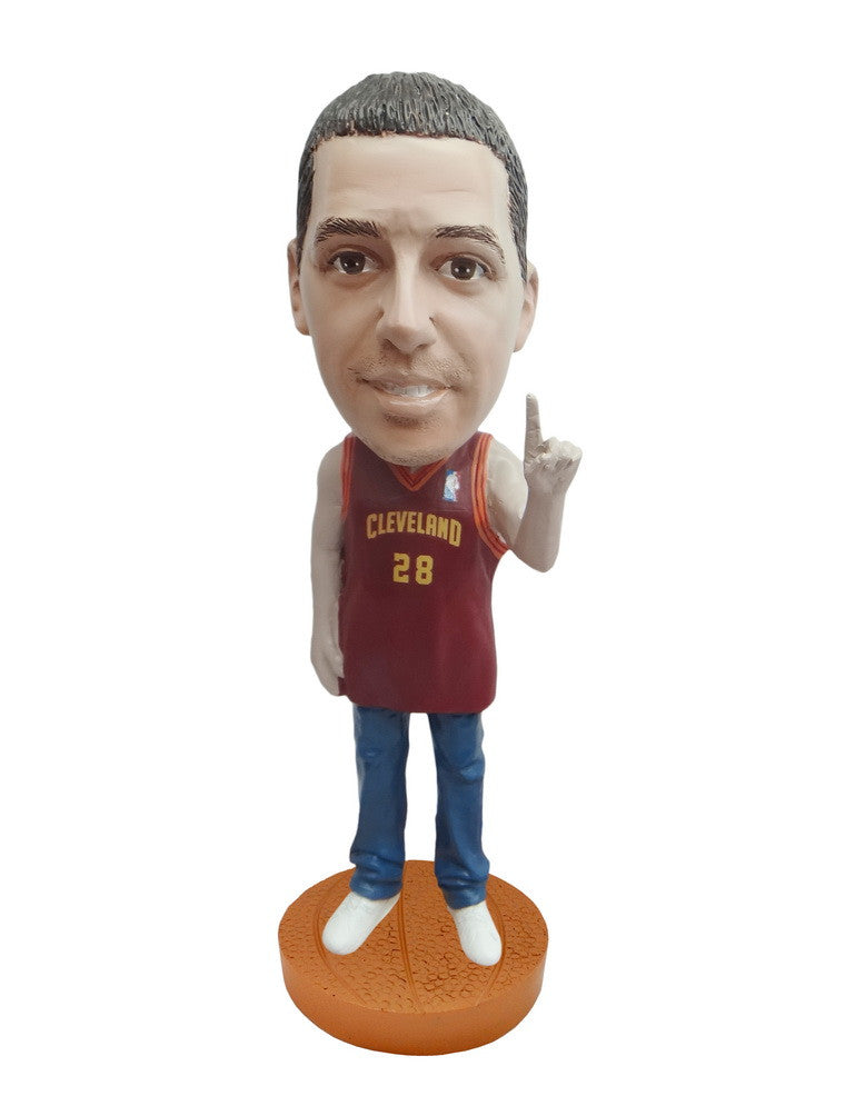Cleveland Cavaliers Number One Male Fan Standard Base