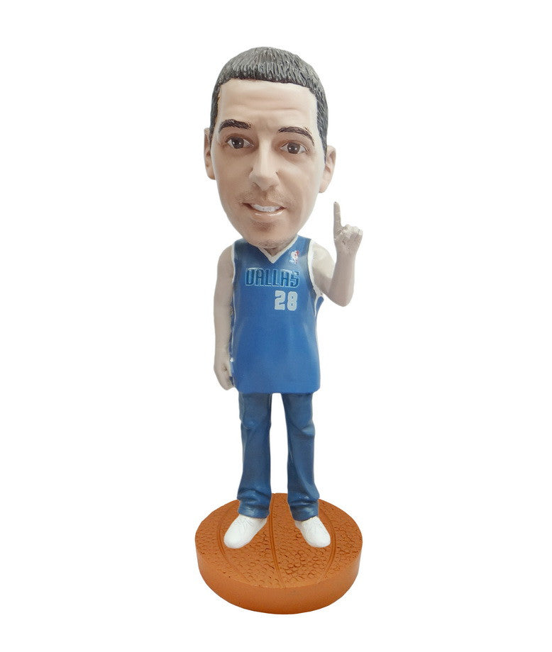Dallas Mavericks Number One Male Fan Standard Base