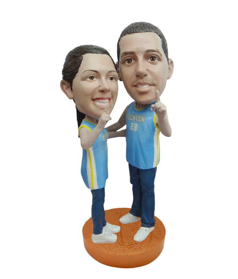 Denver Nuggets Number One Couple Standard Base