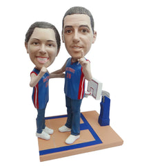 Detroit Pistons Number One Couple