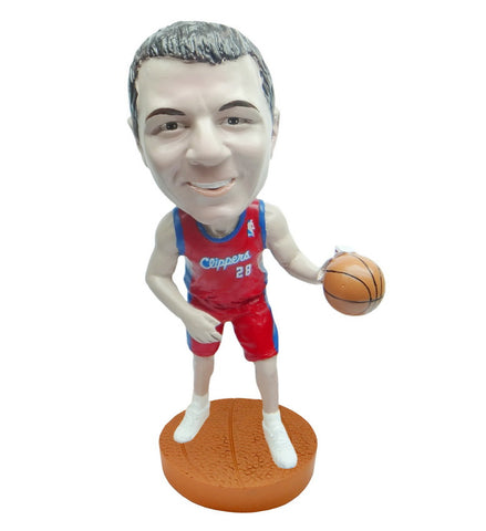 Los Angeles Clippers Dribbling Standard Base