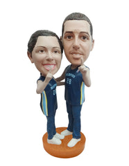 Memphis Grizzlies Number One Couple Standard Base