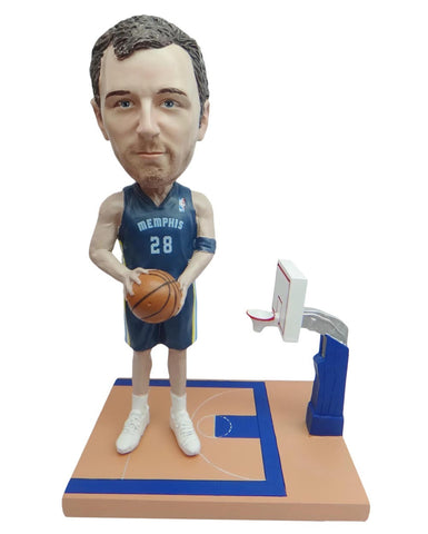 Memphis Grizzlies Set Shot