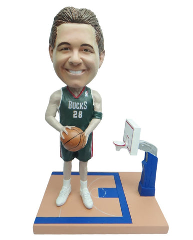 Milwaukee Bucks Set Shot